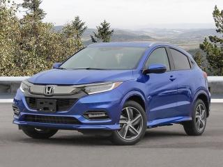 New 2019 Honda HR-V Touring for sale in Port Moody, BC