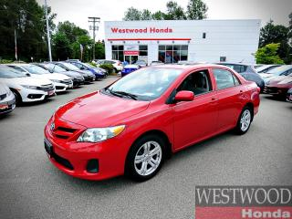 Used 2013 Toyota Corolla CE for sale in Port Moody, BC