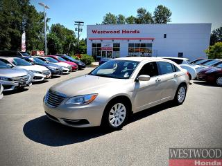Used 2014 Chrysler 200 LX for sale in Port Moody, BC
