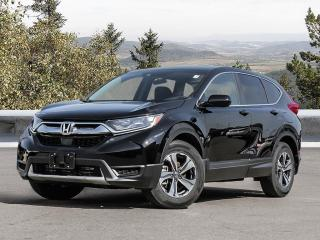 New 2019 Honda CR-V LX for sale in Port Moody, BC