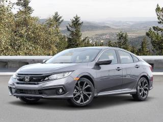 Used 2019 Honda Civic Sedan Sport for sale in Port Moody, BC