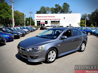 Used 2014 Mitsubishi Lancer ES for sale in Port Moody, BC