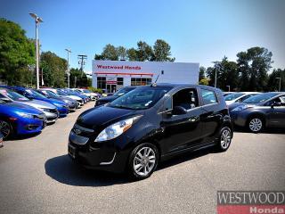 Used 2016 Chevrolet Spark EV LT for sale in Port Moody, BC