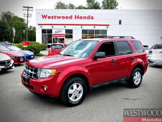 Used 2010 Ford Escape XLT 4WD for sale in Port Moody, BC
