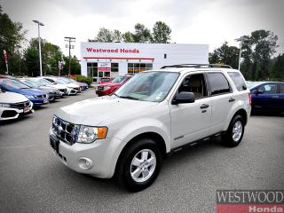 Used 2008 Ford Escape XLT for sale in Port Moody, BC