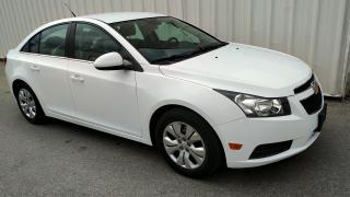 Used 2013 Chevrolet Cruze LT Turbo | + Snow Tires on Wheels | Remote Start for sale in Listowel, ON