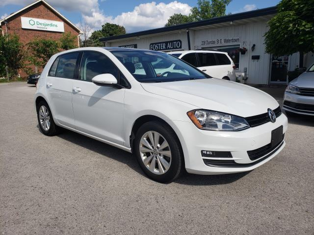 2016 Volkswagen Golf TSI W/SUNROOF