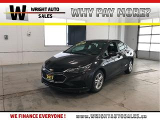 Used 2017 Chevrolet Cruze LT|KEYLESS ENTRY|BACKUP CAMERA|57,686 KMs for sale in Cambridge, ON