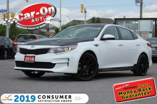 Used 2018 Kia Optima LX+ REAR CAM HTD SEATS ONLY 12, 000 KM FULL PWR GR for sale in Ottawa, ON