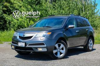 Used 2011 Acura MDX Heated Rear Seats, DVD player, Back-Up Camera for sale in Guelph, ON