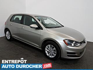 Used 2015 Volkswagen Golf Automatique - AIR CLIMATISÉ - Groupe Électrique for sale in Laval, QC