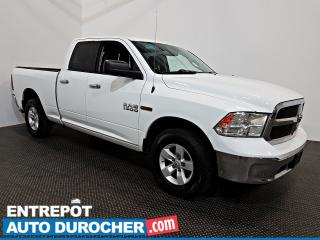 Used 2015 RAM 1500 SLT 4X4 Automatique - A/C - Groupe Electrique for sale in Laval, QC