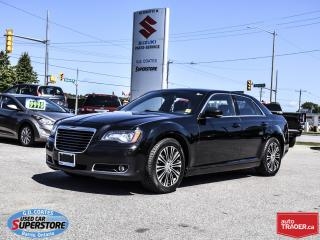 Used 2012 Chrysler 300 S AWD for sale in Barrie, ON