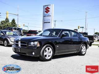 Used 2010 Dodge Charger SXT AWD ~Fog Lamps ~Alloy Wheels ~VERY CLEAN! for sale in Barrie, ON