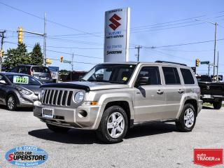 Used 2010 Jeep Patriot north for sale in Barrie, ON