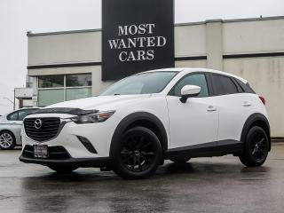 Used 2016 Mazda CX-3 Sport AWD|CAMERA|BLUETOOTH|TOUCHSCREEN|SPOILER for sale in Kitchener, ON