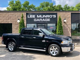 Used 2014 RAM 1500 Longhorn for sale in Paris, ON