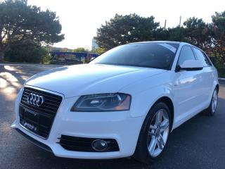 Used 2012 Audi A3 TDI Progressiv TDI S LINE LIKE BRAND NEW ! for sale in Concord, ON