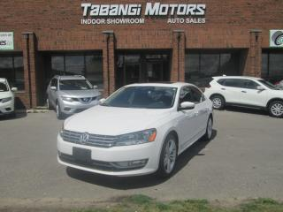 Used 2014 Volkswagen Passat TDI | HIGHLINE | NAVIGATION | SPORT | REAR CAM | LEATHER |BT for sale in Mississauga, ON