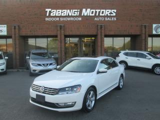 Used 2014 Volkswagen Passat TDI | NO ACCIDENTS | NAVIGATION | REAR CAM | LEATHER | BT for sale in Mississauga, ON