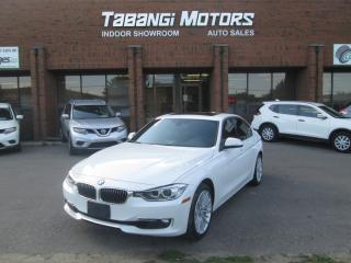 Used 2015 BMW 3 Series 328i xDrive | NO ACCIDENTS | NAVIGATION | LEATHER | SUNROOF for sale in Mississauga, ON