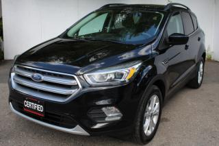 Used 2017 Ford Escape 4WD SE ECOBOOST Touch screen for sale in Mississauga, ON