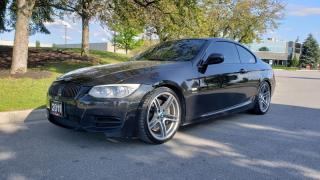 Used 2011 BMW 3 Series 2dr Cpe 335is RWD for sale in Vaughan, ON