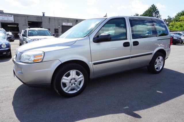 2008 Chevrolet Uplander 1LS AUTO 7 PASSENGERS *1 OWNER* CERTIFIED 2YR WARRANTY *15 DEALER SERVICE HISTORY*