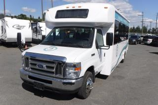 Used 2018 Ford E450 Starcraft 25 Passenger Bus for sale in Burnaby, BC