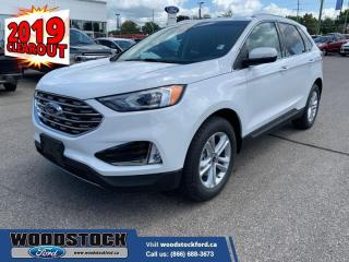 New 2019 Ford Edge SEL   CO-PILOT360, NAVIGATION for sale in Woodstock, ON