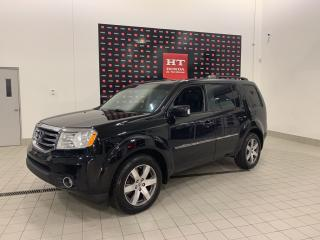 Used 2015 Honda Pilot Touring for sale in Terrebonne, QC