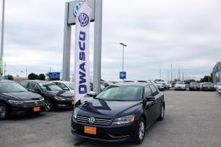 Used 2015 Volkswagen Passat 1.8 TSI Trendline for sale in Whitby, ON