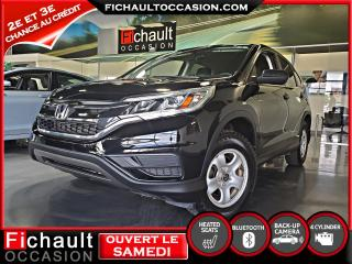 Used 2015 Honda CR-V LX for sale in Châteauguay, QC