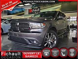 Used 2017 Dodge Durango GT AWD*** 7 PASSAGERS *** for sale in Châteauguay, QC