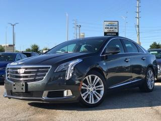 Used 2018 Cadillac XTS Luxury Navi|Sunroof|Vented Seats|AWD| for sale in Mississauga, ON