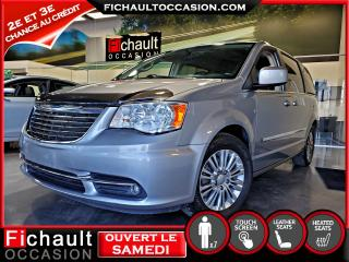 Used 2014 Chrysler Town & Country TOURING*** CUIR*** for sale in Châteauguay, QC