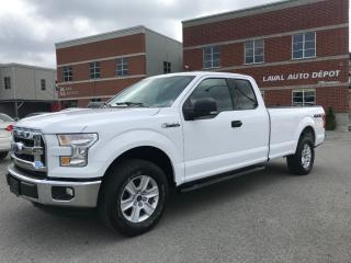 Used 2016 Ford F-150 XLT for sale in Laval, QC