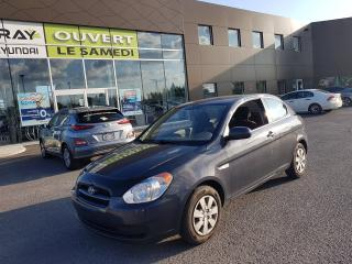 Used 2010 Hyundai Accent 2010 Hyundai Accent - 3dr HB Auto GL for sale in Chambly, QC