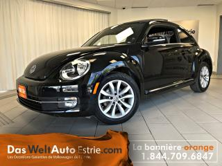 Used 2014 Volkswagen Beetle 2.0 TDI Comfortline, Toit, Automatique for sale in Sherbrooke, QC