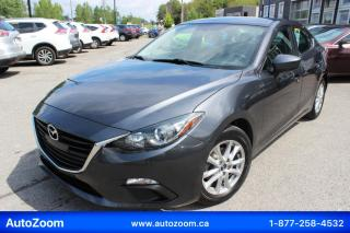 Used 2015 Mazda MAZDA3 4dr Sdn Auto GS for sale in Laval, QC