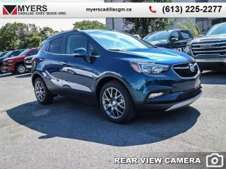 New 2019 Buick Encore Sport Touring  - Sunroof - SIriusXM for sale in Ottawa, ON