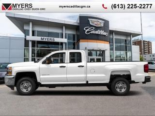 Used 2019 Chevrolet Silverado 2500 HD LT  - Heated Seats for sale in Ottawa, ON