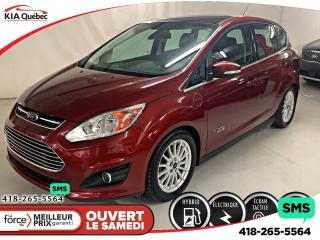 Used 2015 Chevrolet Volt SEL* GPS* CAMERA* CECI EST UN FORD C-MAX* for sale in Québec, QC
