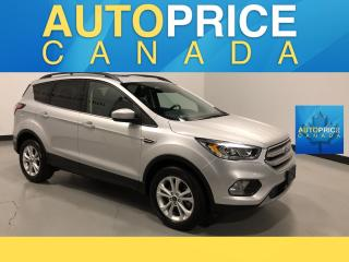 Used 2018 Ford Escape SEL NAVIGATION|PANOROOF|LEATHER for sale in Mississauga, ON