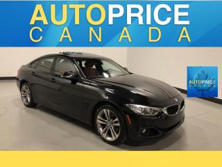 Used 2016 BMW 428i Gran Coupe i xDrive SPORT PKG|NAVIGATION|REAR CAM for sale in Mississauga, ON