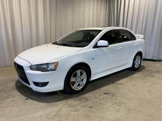 Used 2009 Mitsubishi Lancer Berline 4 portes, boîte manuelle SE for sale in Sherbrooke, QC