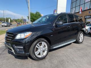 Used 2012 Mercedes-Benz ML-Class 2012 Mercedes M-Class 4MATIC /NAVI / DRIVE ASSIST for sale in North York, ON