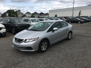 Used 2014 Honda Civic LX *AUTO*A/C* for sale in Brossard, QC
