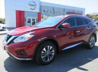 Used 2017 Nissan Murano SL for sale in Peterborough, ON