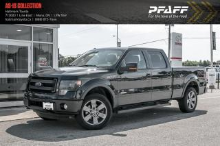 Used 2014 Ford F-150 4x4 - Supercrew Fx4 - 157